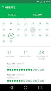 Free 7 Minute Workout Pro 3