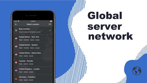 HaloVPN - Free Fast Secure VPN Proxy apktram screenshots 3