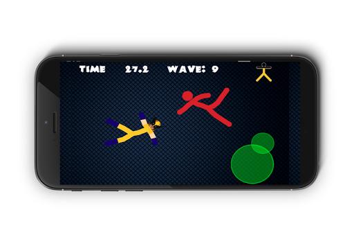 Stickman Warriors Online 1.0 screenshots 5