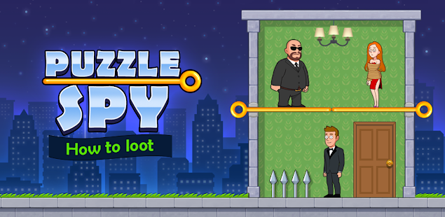 puzzle spy : pull the pin hack