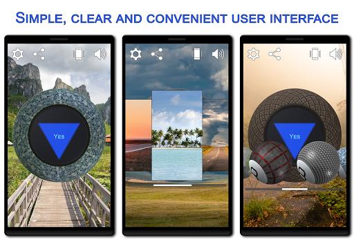 Magic 8 Ball 3D android2mod screenshots 2