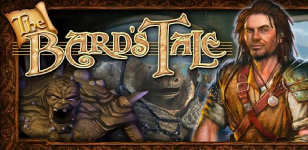 Скриншот №1 к The Bards Tale