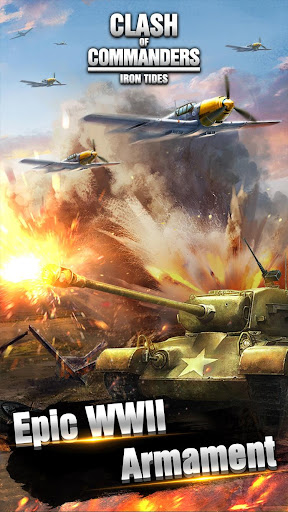 Clash of Commanders-Iron Tides 1.8.4 screenshots 5