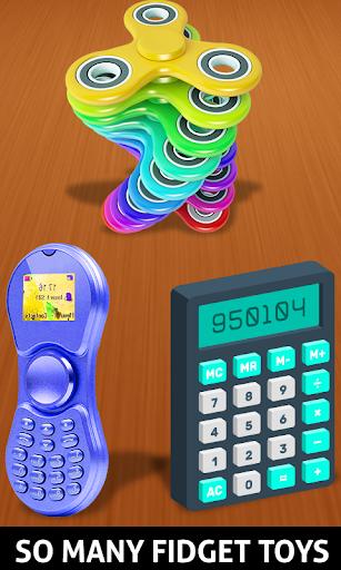 Anti stress fidgets 3D cubes - calming games  screenshots 4