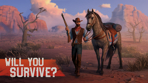 Westland Survival - Be a survivor in the Wild West  screenshots 2