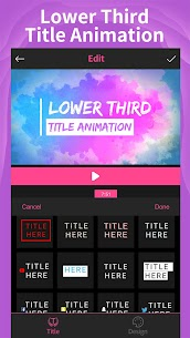 Intro Maker music intro video editor v3.2.2 MOD APK 4