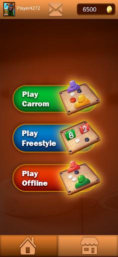 Carrom Board - Carrom Board Game & Disc Pool Game 3.2 screenshots 12