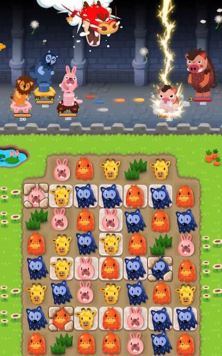 POKOPOKO The Match 3 Puzzle  screenshots 5