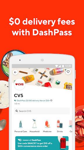 DoorDash - Food Delivery  screenshots 2