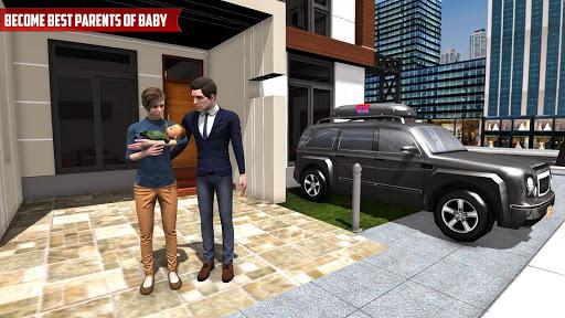 Mother Simulator 3D: Real Baby Simulator Games screenshots 8