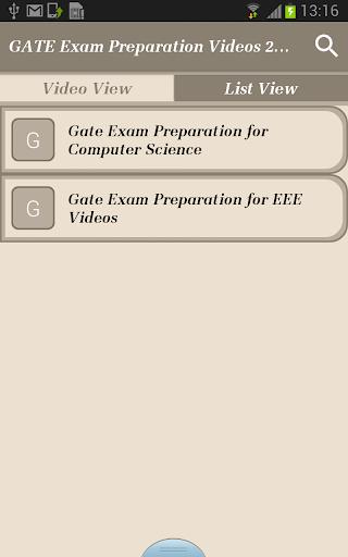 GATE Exam Preparation Videos 2018 - All Subjects screenshots 3