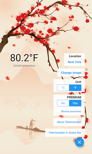Thermometer (free) 104.1.0 Screenshots 4