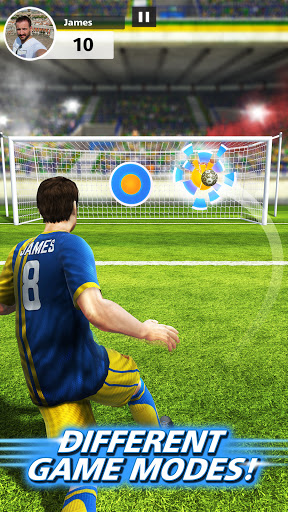 Football Strike - Multiplayer Soccer goodtube screenshots 3