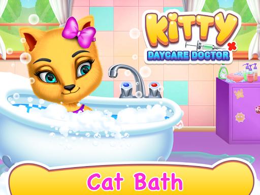 Fluffy Kitty Daycare - Animal Pet Salon & Caring  screenshots 1