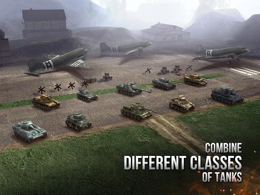 Armor Age: Tank Wars u2014 WW2 Platoon Battle Tactics 1.13.301 screenshots 12