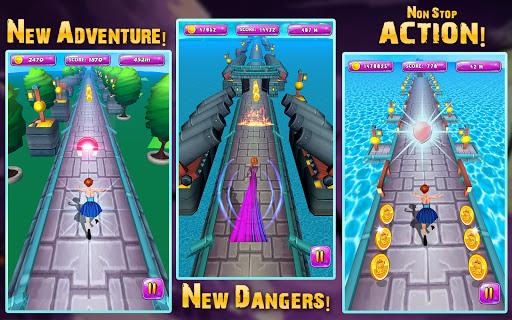 Royal Princess Island Run - Princess Runner Games 4.0 screenshots 5
