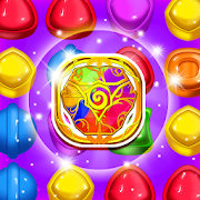 Candy forest fantasy : Match 3 Puzzle