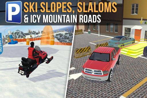 Ski Resort Driving Simulator 1.7 screenshots 2