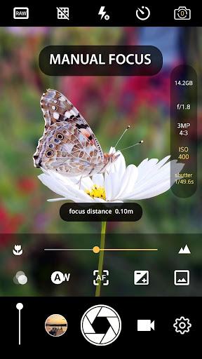 Manual Camera : DSLR - Camera Professional  screenshots 2