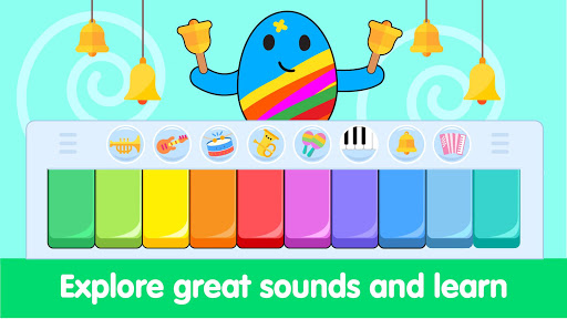 Baby Piano For Toddlers: Kids Music Games 1.4 screenshots 6