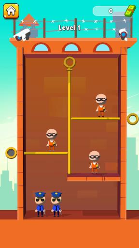 Prison Escape: Pin Rescue  screenshots 20