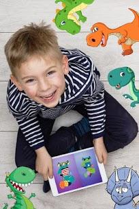 Dinozor Oyunları – Çocuk Oyunu Full Apk İndir 6