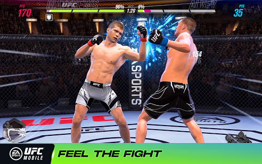 EA SPORTSu2122 UFCu00ae Mobile 2 1.5.04 screenshots 6