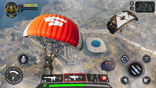 FPS Rencontrer Frapper - Hors ligne Tournage Jeux APK MOD (Astuce) screenshots 5