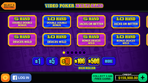 Video Poker Multi Pro Casino screenshots 12