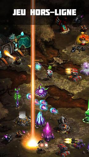 Télécharger Ancient Planet Tower Defense Offline APK MOD (Astuce) screenshots 3