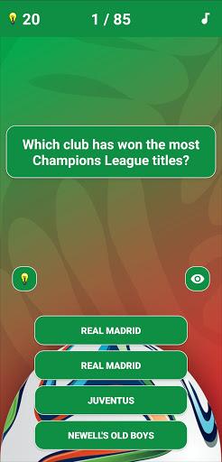 Soccer Logo Quiz 3  screenshots 4
