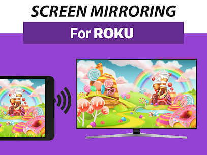 Screen Mirroring Pro for Roku Free Apk Download 5