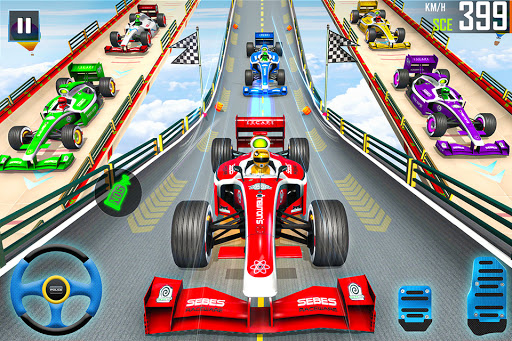 Formula Car Stunt Games: Mega Ramp Car Games 3d 1.6 screenshots 5