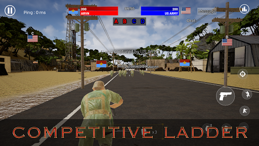 Red Storm : Vietnam War - Third Person Shooter 1.09 screenshots 3