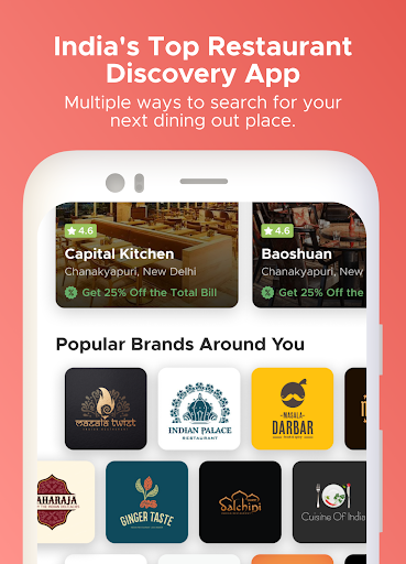 Dineout: Best Restaurant Offers, Deals & Events android2mod screenshots 1