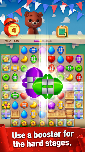 Toy Bear Sweet POP : Match 3 Puzzle 1.5.5 screenshots 18