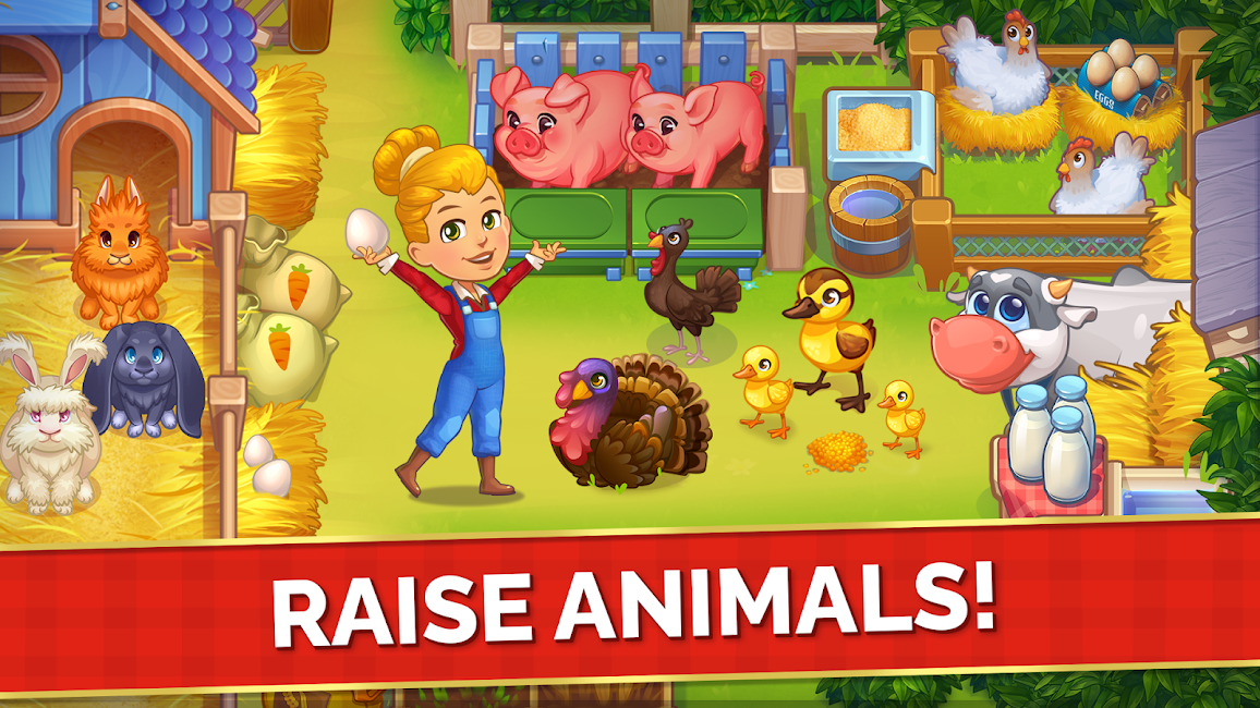 Farming Fever GiftCode Unlimited Money 0.7.1 1