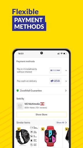 ZoodMall & ZoodPay: Buy now, Pay in Installments apktram screenshots 4