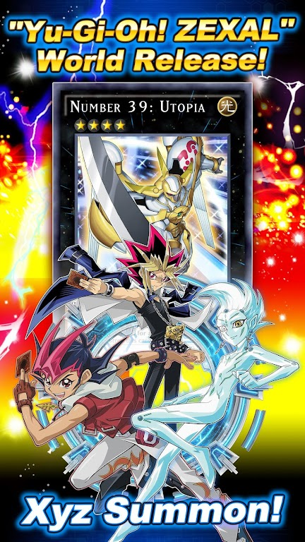 Yu-Gi-Oh! Duel Links  poster 0