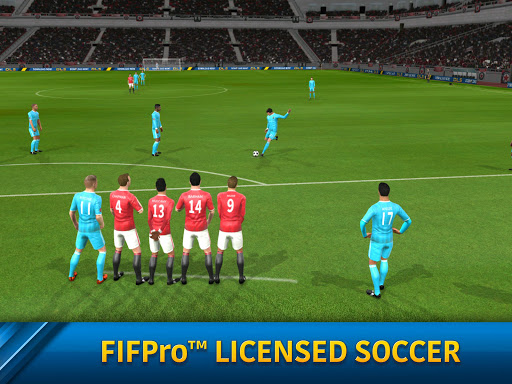Dream League Soccer 6.13 screenshots 6