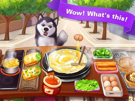 Breakfast Story: chef restaurant cooking games apkslow screenshots 8