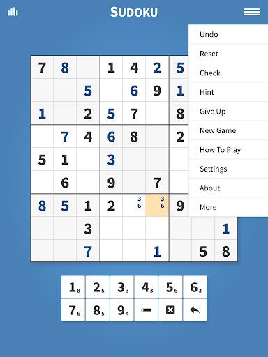 Sudoku Puzzles  screenshots 6