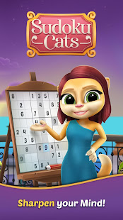 Sudoku Cats - Free Sudoku Puzzles