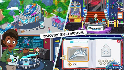 My Town : Discovery Pretend Play  screenshots 4