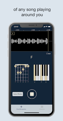 Chord AI - Real-time chord recognition  screenshots 2