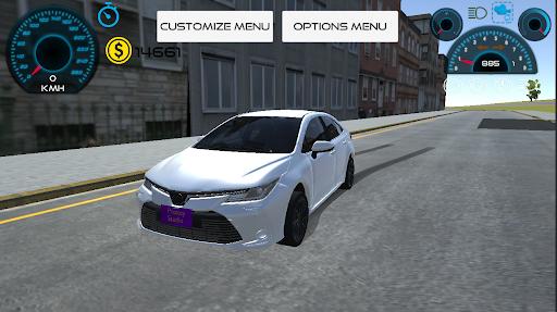 Toyota Corolla Drift Car Game 2021  screenshots 8