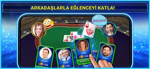Code Triche Batak Club - Sesli, Eşli, İhaleli, Batak Online (Astuce) APK MOD screenshots 3