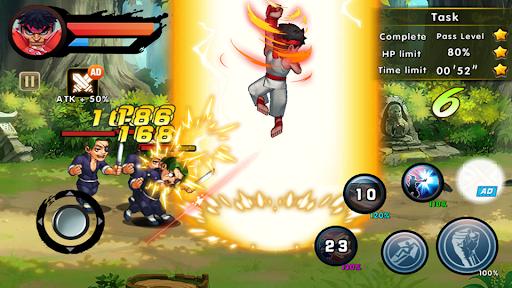 One Punch Boxing - Kung Fu Attack  screenshots 9