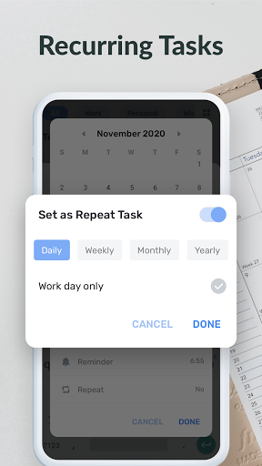 To-Do List - Schedule Planner & To Do Reminders android2mod screenshots 6