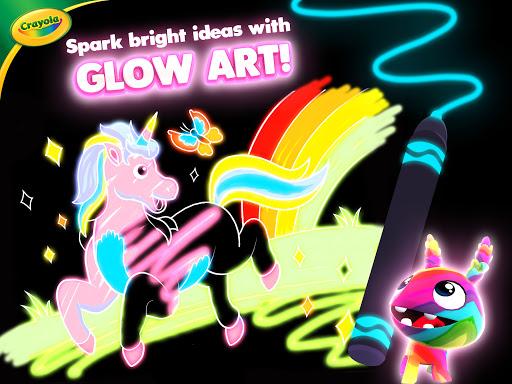Crayola Create & Play: Coloring & Learning Games apkdebit screenshots 11